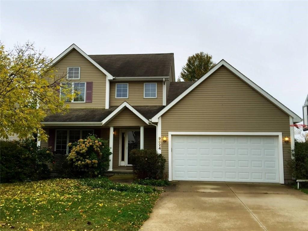 Photo of home for sale at 9824 McWilliams Drive, Johnston IA