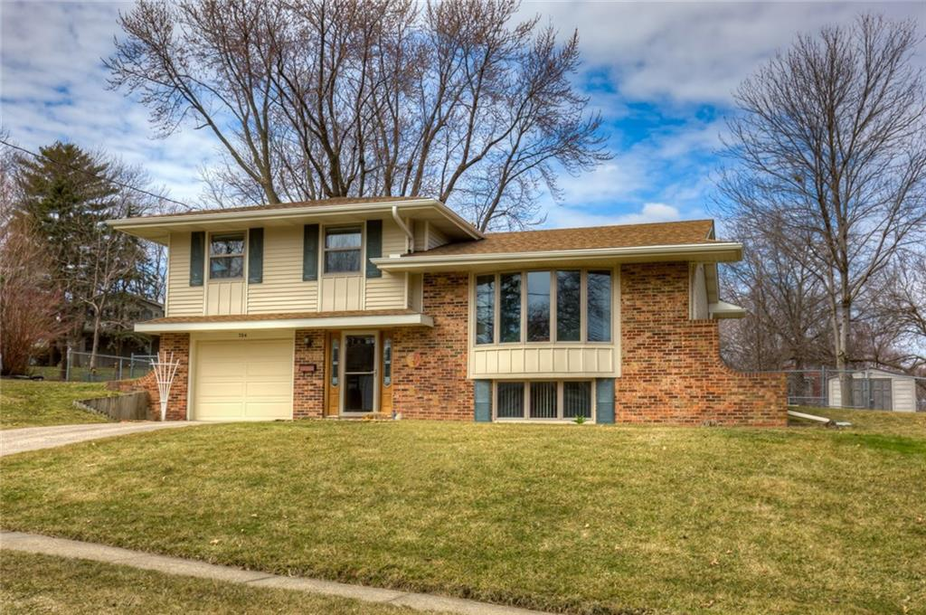 Photo of home for sale at 754 34th Street, West Des Moines IA