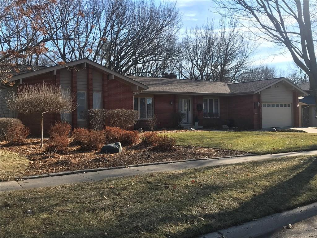 Photo of home for sale at 2820 Northwood Drive, Ames IA