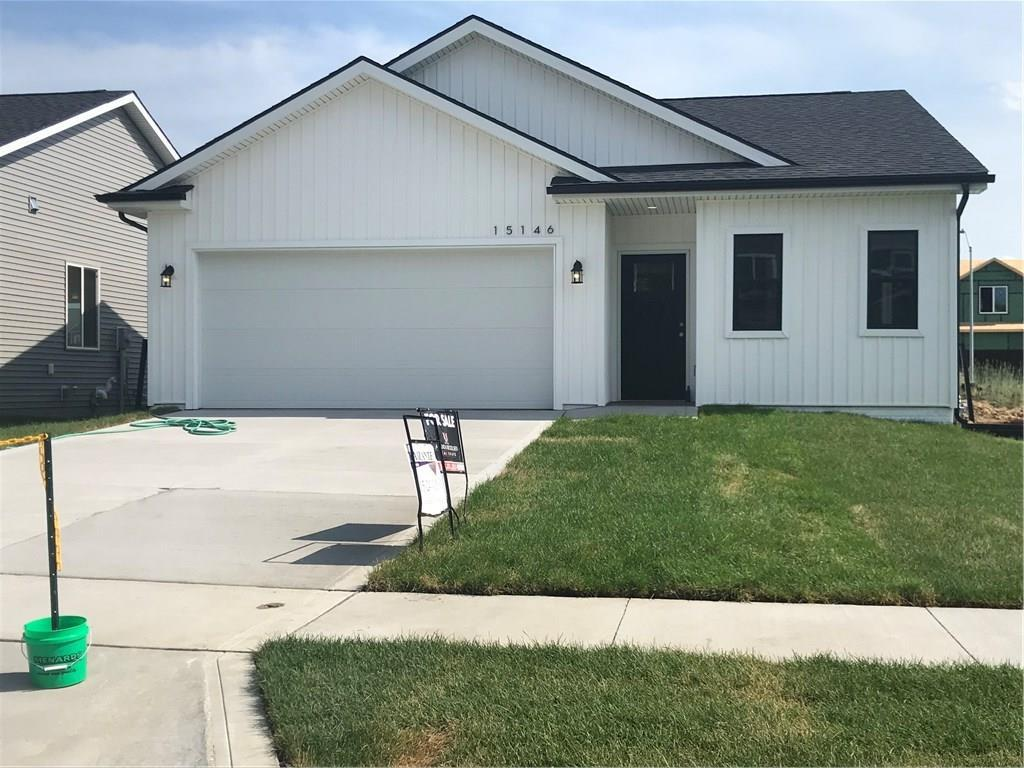 Photo of home for sale at 15146 Goldenrod Drive, Urbandale IA