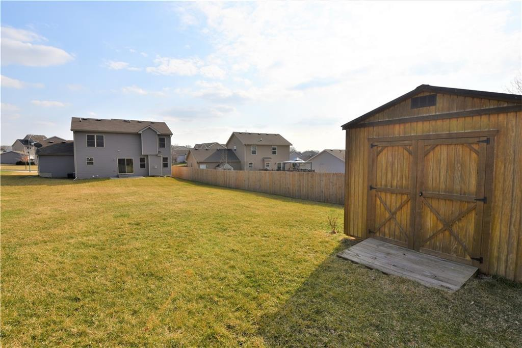 Photo of home for sale at 3500 Southlawn Drive E, Des Moines IA