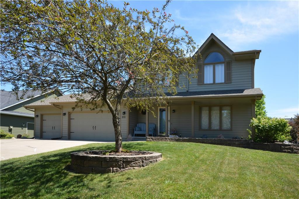Photo of home for sale at 201 Greenwood Street NW, Ankeny IA