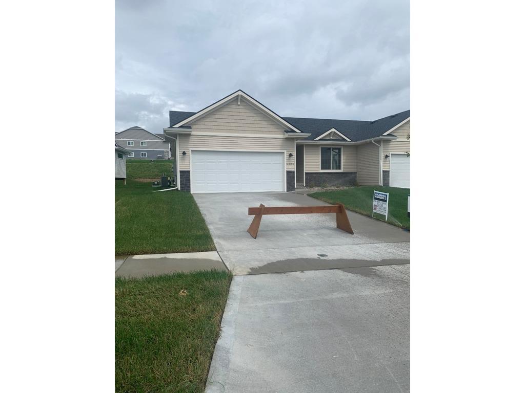 Photo of home for sale at 5405 Briarwood Drive NE, Ankeny IA