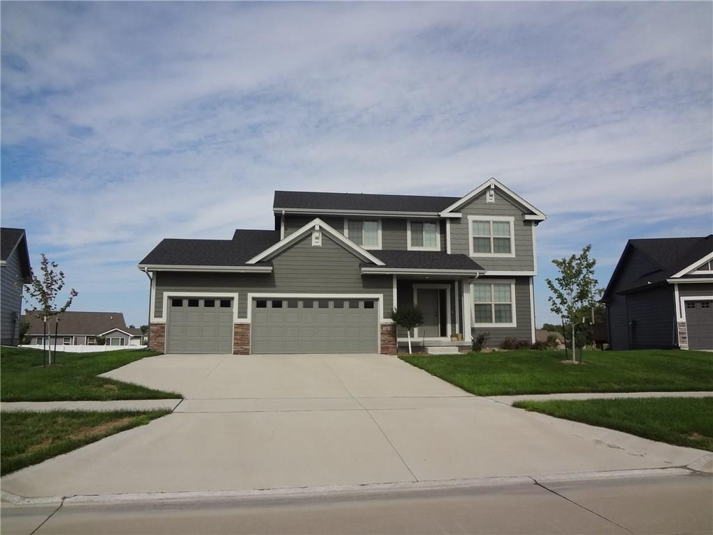 Photo of home for sale at 1626 Chambers Parkway NE, Ankeny IA