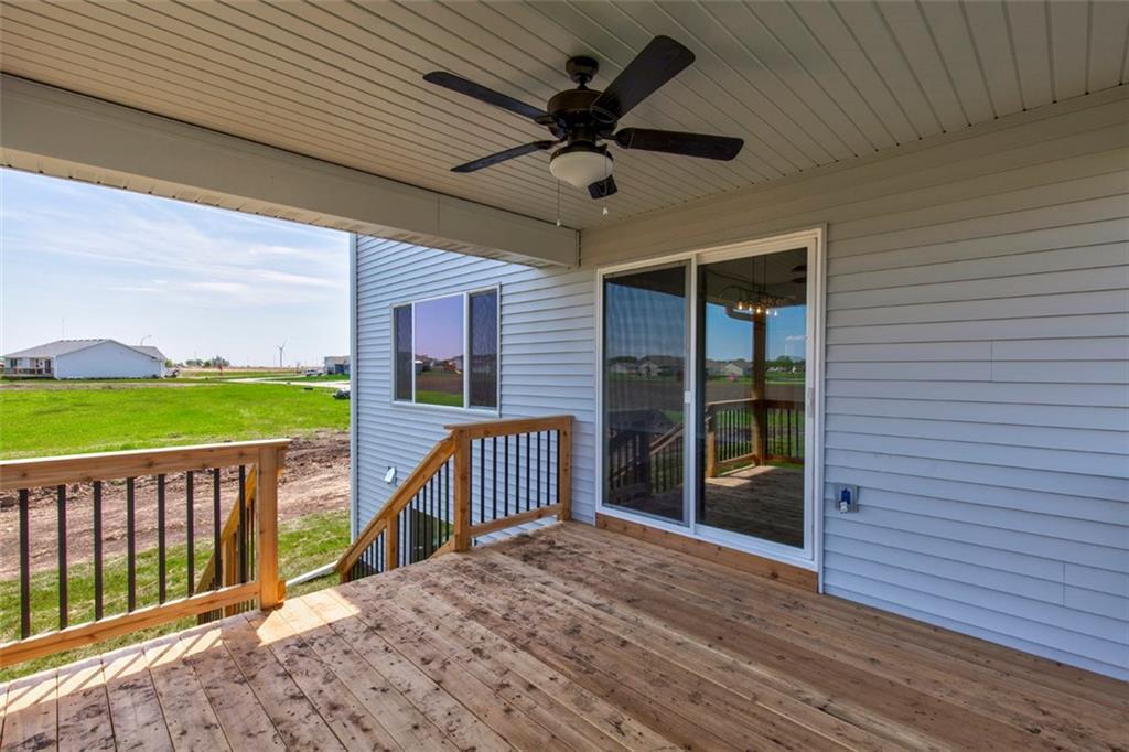 Photo of home for sale at 920 Ballard Drive, Huxley IA