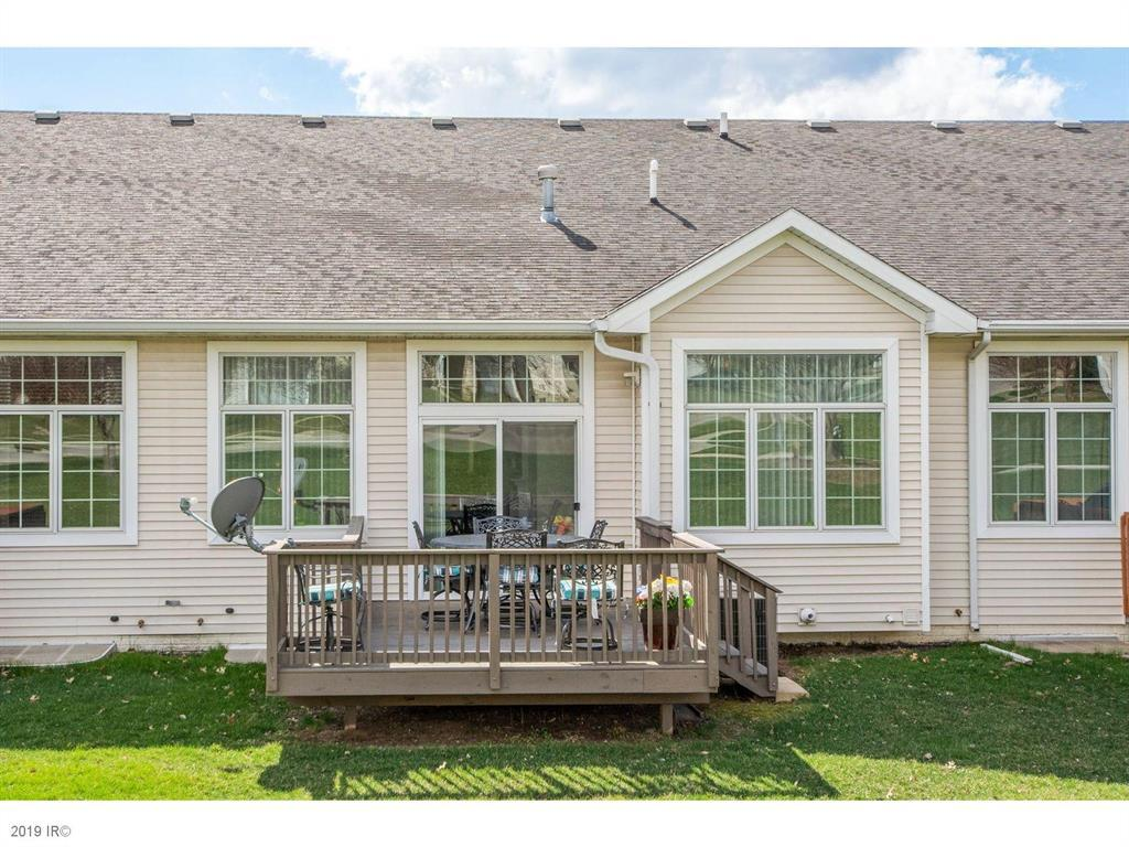 Photo of home for sale at 1505 Springs Drive, Pleasant Hill IA