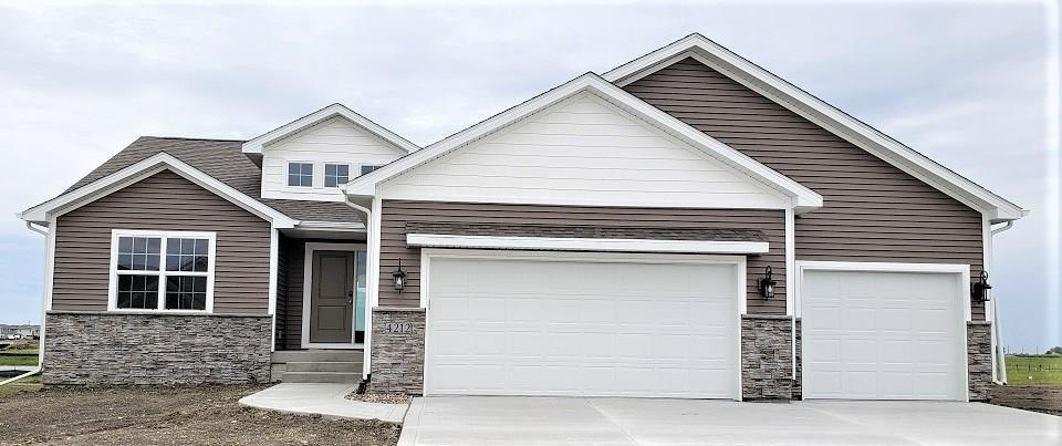 Photo of home for sale at 4212 Westwood Street NW, Ankeny IA