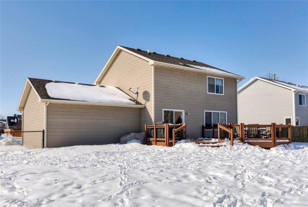 Photo of home for sale at 905 Shawver Drive SE, Grimes IA