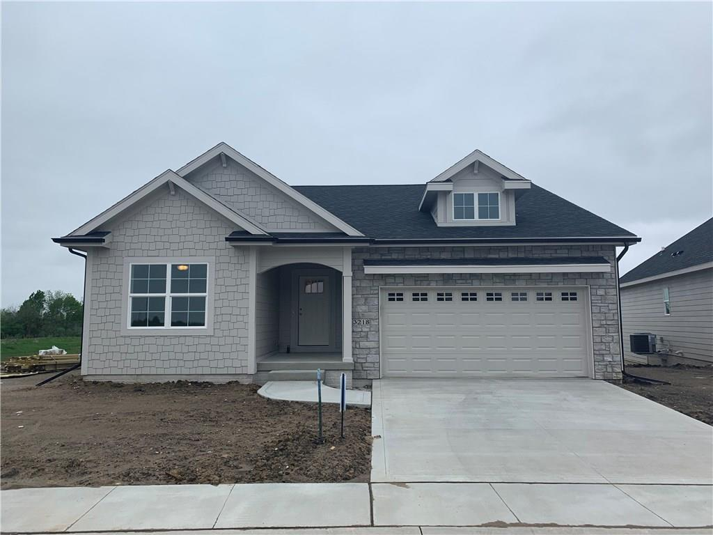 Photo of home for sale at 3218 4th Lane NE, Ankeny IA