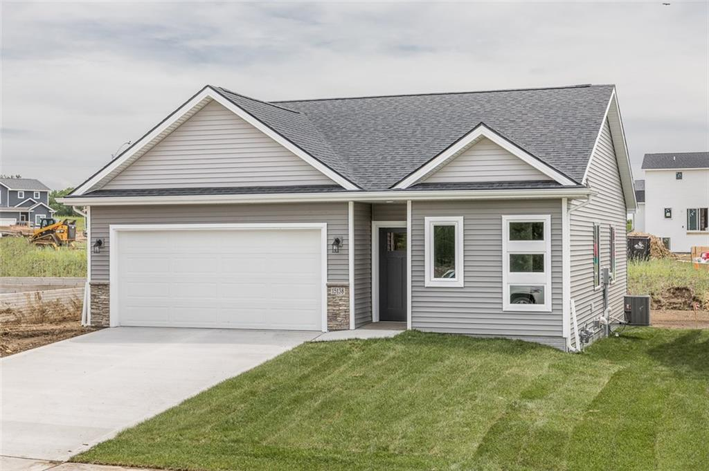 Photo of home for sale at 15138 Goldenrod Drive, Urbandale IA