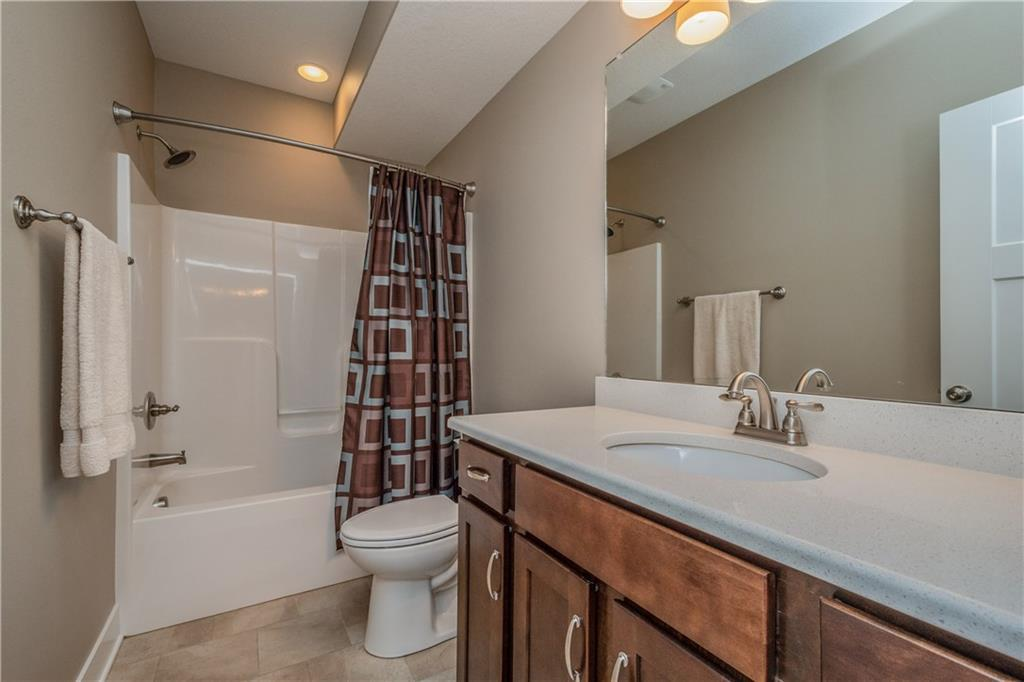 Photo of home for sale at 1689 124th Street NW, Clive IA