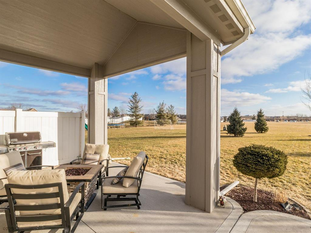 Photo of home for sale at 7980 Cody Drive, West Des Moines IA