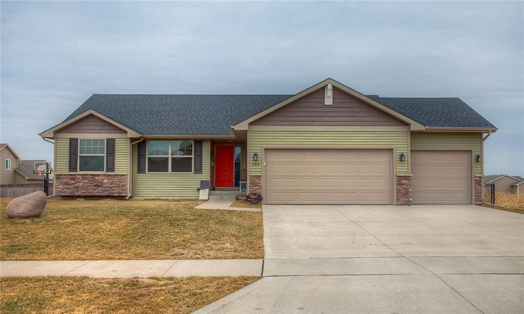 Photo of home for sale at 704 11th Street NW, Grimes IA