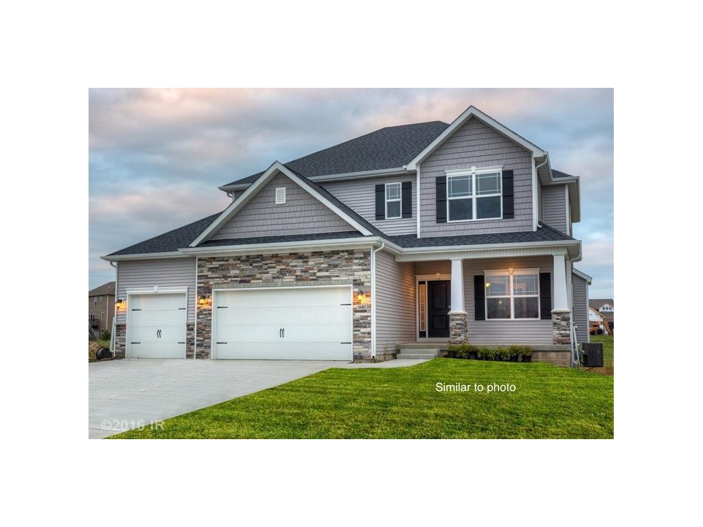 Photo of home for sale at 270 Prairie Wolf Drive NE, Waukee IA
