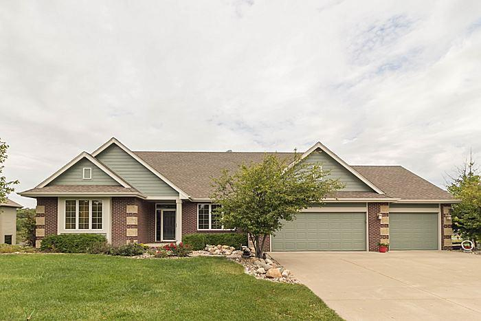 Photo of home for sale at 13309 Douglas Parkway, Urbandale IA