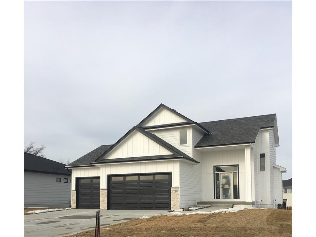 Photo of home for sale at 1775 73rd Place NW, Ankeny IA