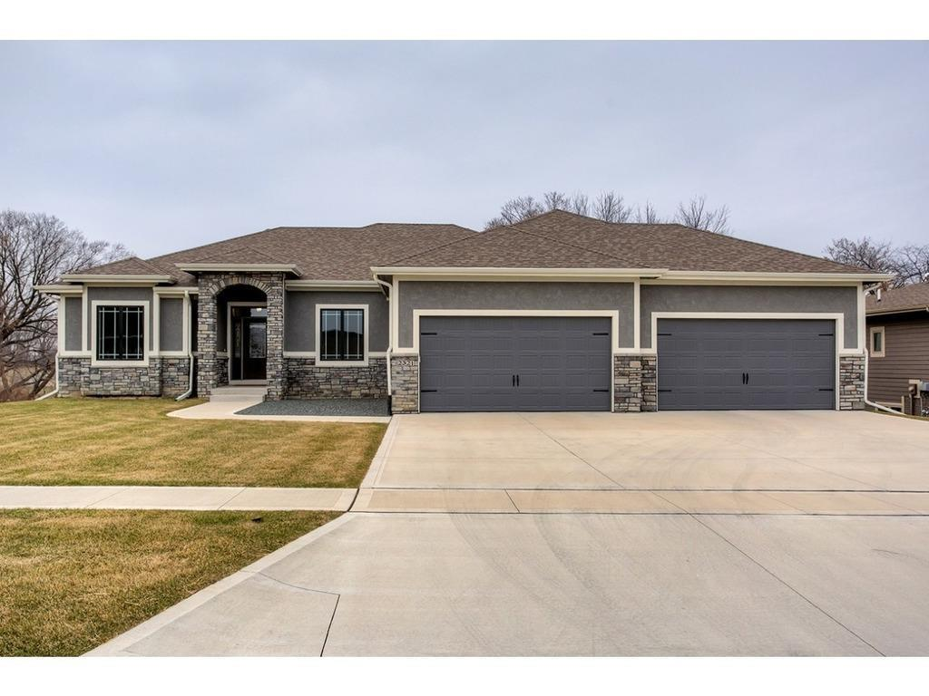 Photo of home for sale at 2321 Gabus Drive NW, Grimes IA