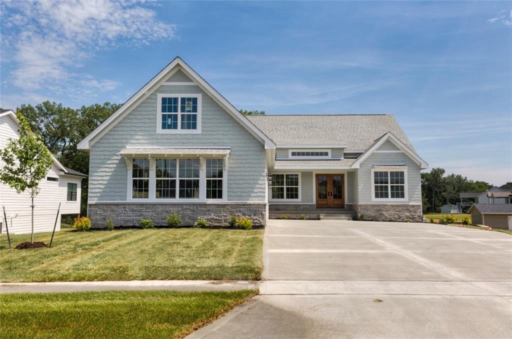 Photo of home for sale at 305 Burton Drive, Polk City IA