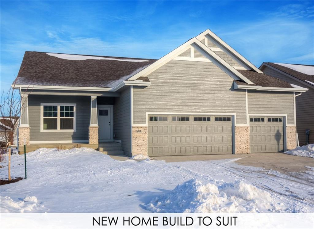 Photo of home for sale at 859 Brookings Court S, West Des Moines IA