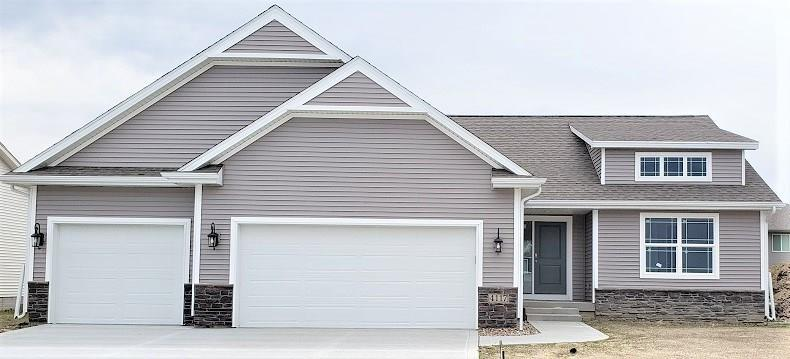 Photo of home for sale at 4117 Westwood Street NW, Ankeny IA