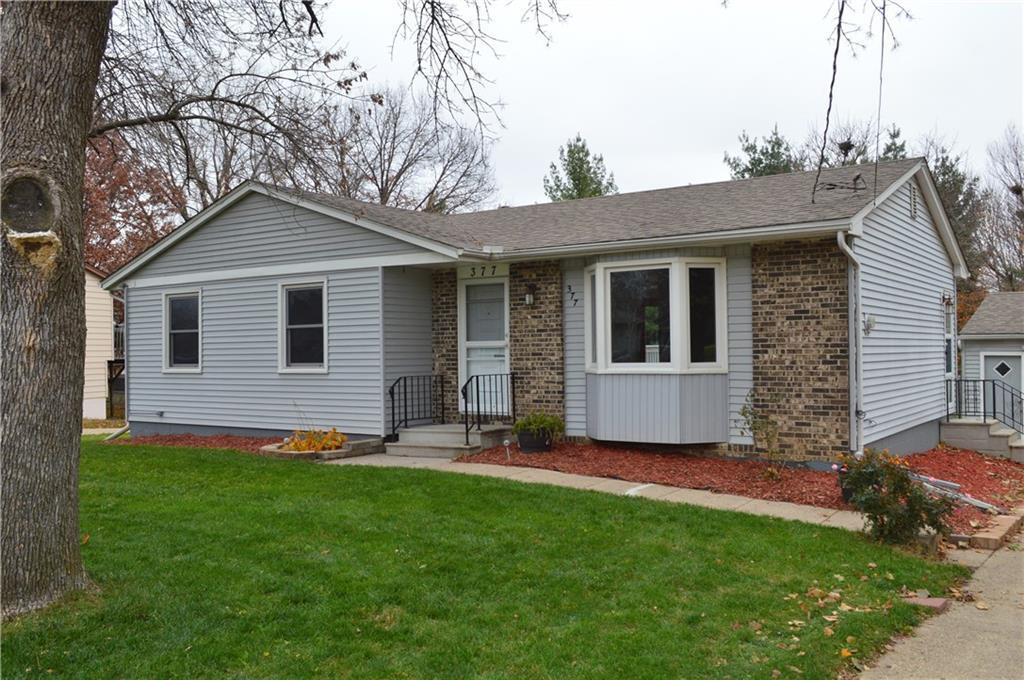 Photo of home for sale at 377 Hickory Boulevard N, Pleasant Hill IA