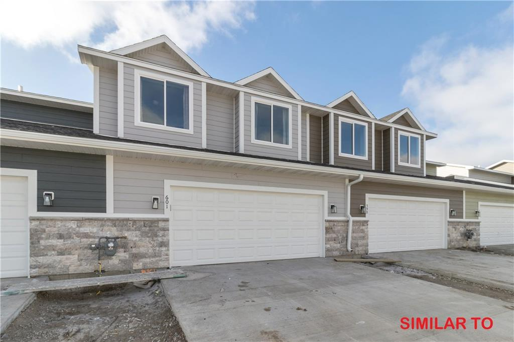 Photo of home for sale at 597 Spring Crest Lane, Waukee IA