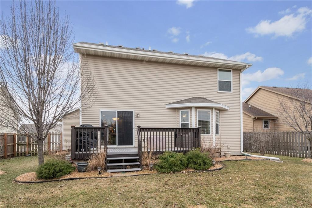 Photo of home for sale at 15605 Aurora Avenue, Urbandale IA
