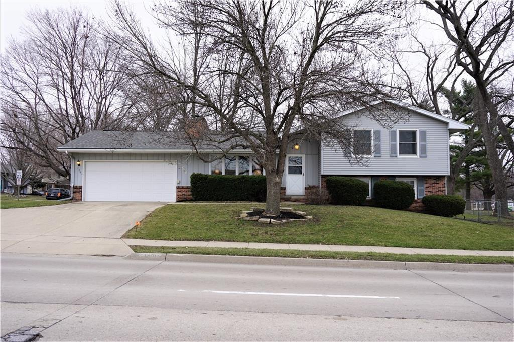 Photo of home for sale at 1061 Valley West Drive, West Des Moines IA
