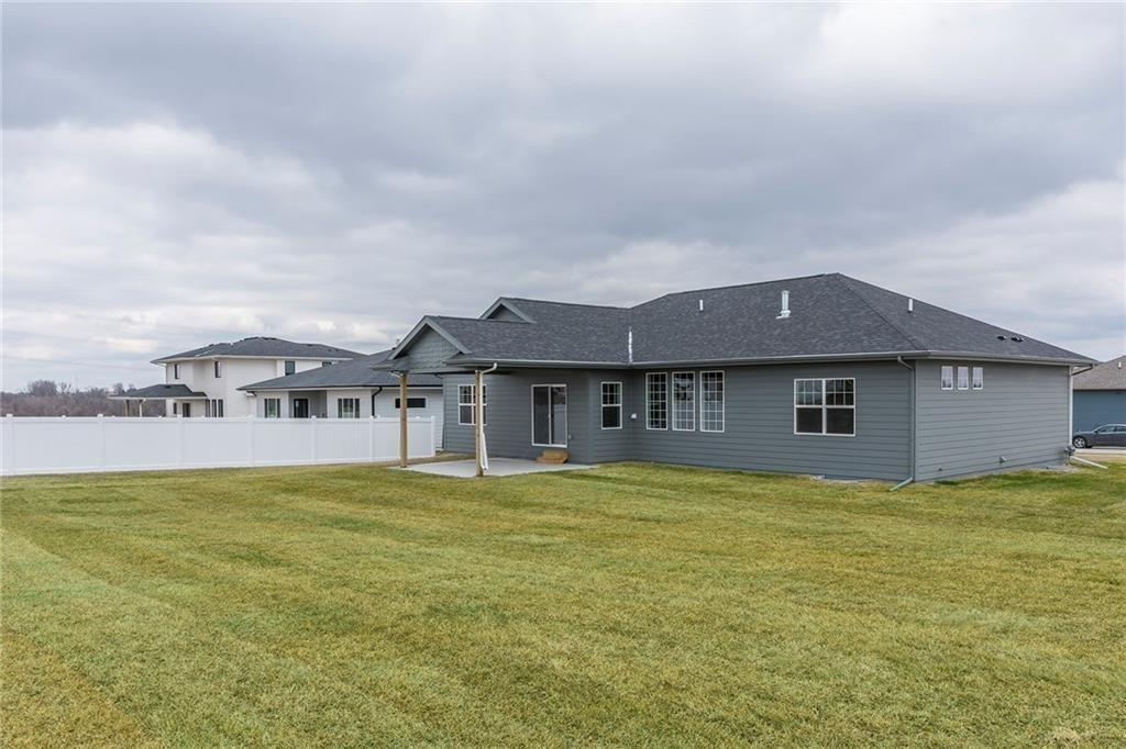 Photo of home for sale at 5502 163rd Street, Urbandale IA