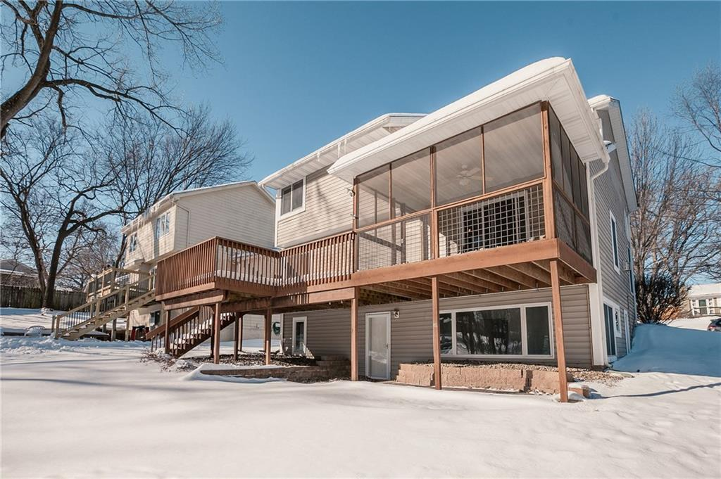 Photo of home for sale at 2709 34th Street, Des Moines IA