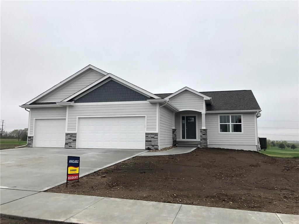 Photo of home for sale at 1412 Warrior Run Drive, Norwalk IA