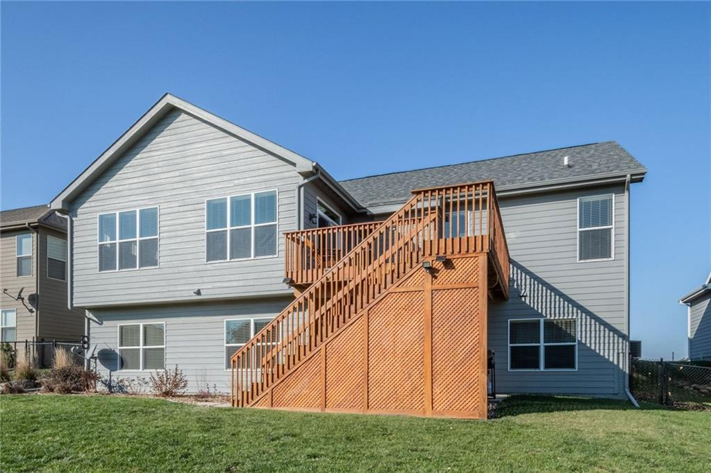Photo of home for sale at 16018 Valley Drive N, Urbandale IA