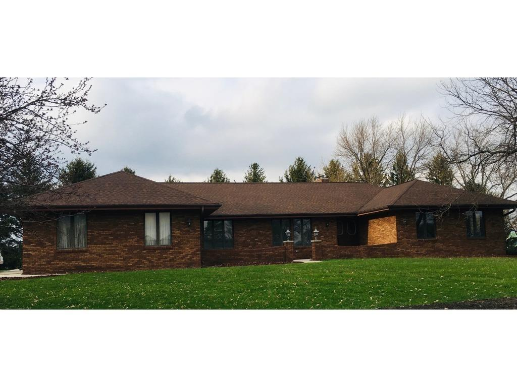 Photo of home for sale at 56283 Hwy 210 Highway, Huxley IA