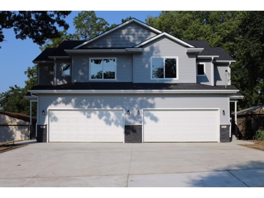Photo of home for sale at 1033/1035 67th Street, Windsor Heights IA