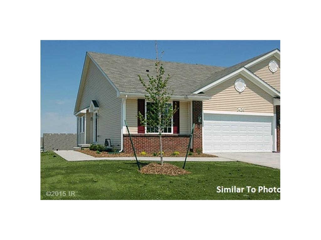 Photo of home for sale at 2436 Southlawn Drive E, Des Moines IA