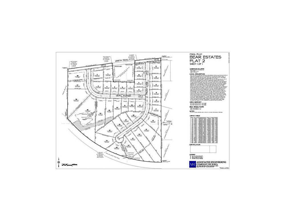 Photo of home for sale at 24727 QUAIL Avenue, Adel IA