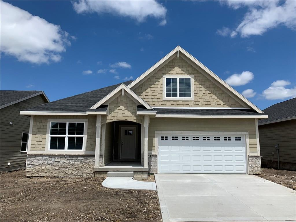 Photo of home for sale at 3312 4th Lane NE, Ankeny IA