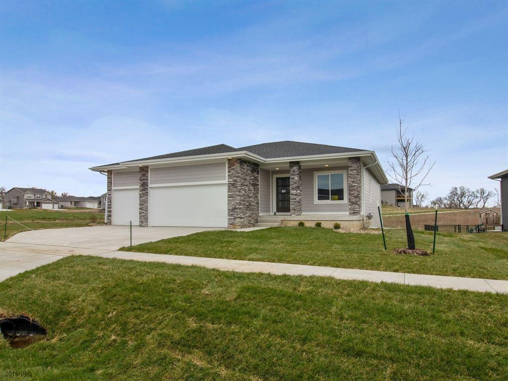 Photo of home for sale at 9725 Marnewood Drive, Johnston IA