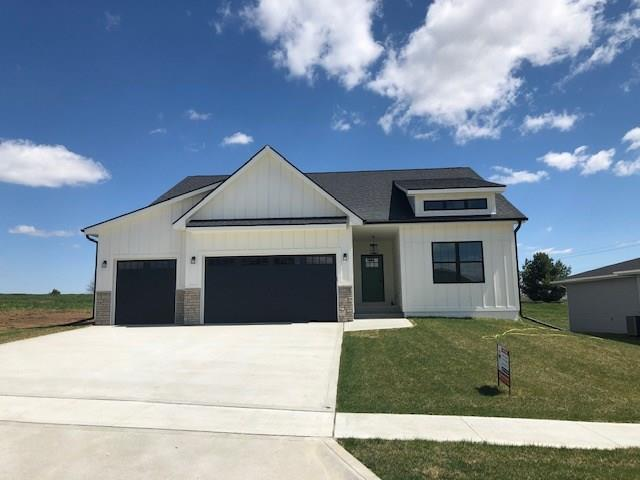 Photo of home for sale at 1114 Warrior Run Drive, Norwalk IA
