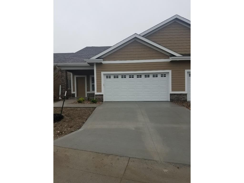 Photo of home for sale at 1588 Blackthorne Drive SE, Waukee IA