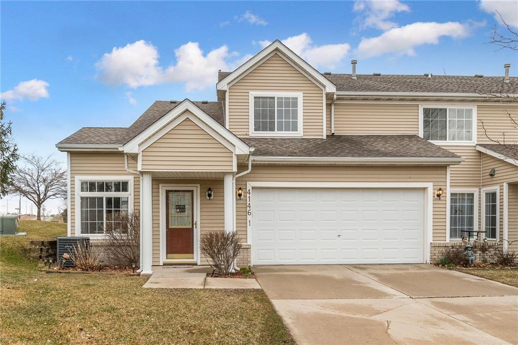 Photo of home for sale at 4146 Eisenhower Lane, Ames IA