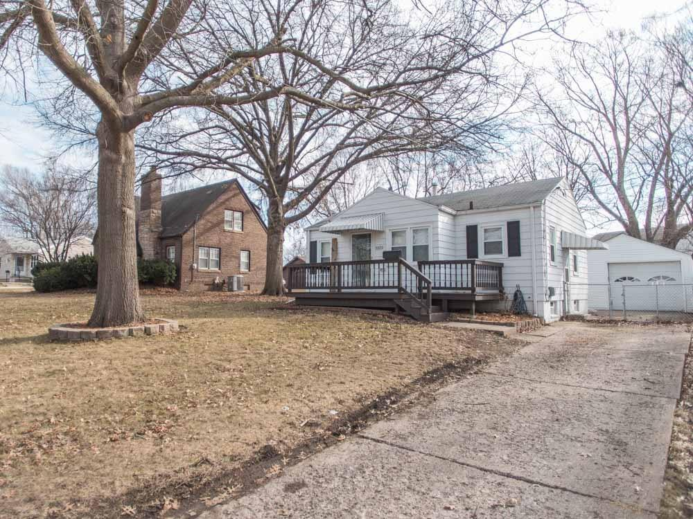 Photo of home for sale at 3323 61st Street, Des Moines IA