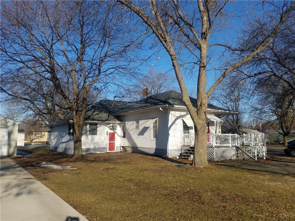 Photo of home for sale at 1317 16th Street, Perry IA