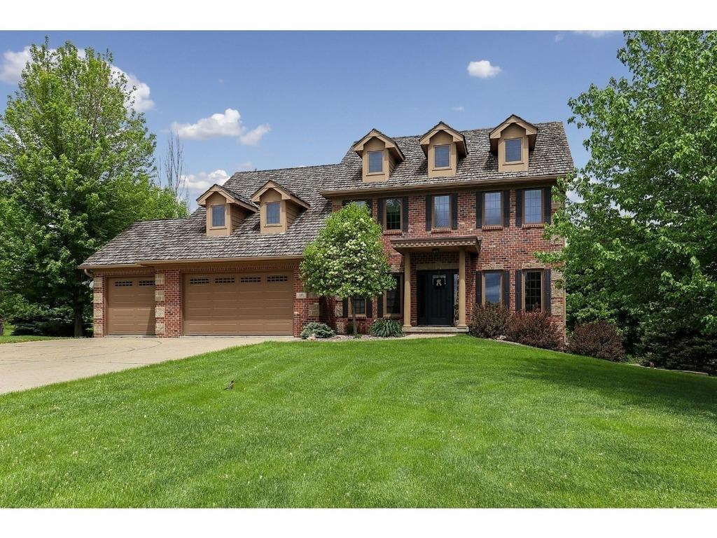 Photo of home for sale at 31431 Champagne Road, Waukee IA
