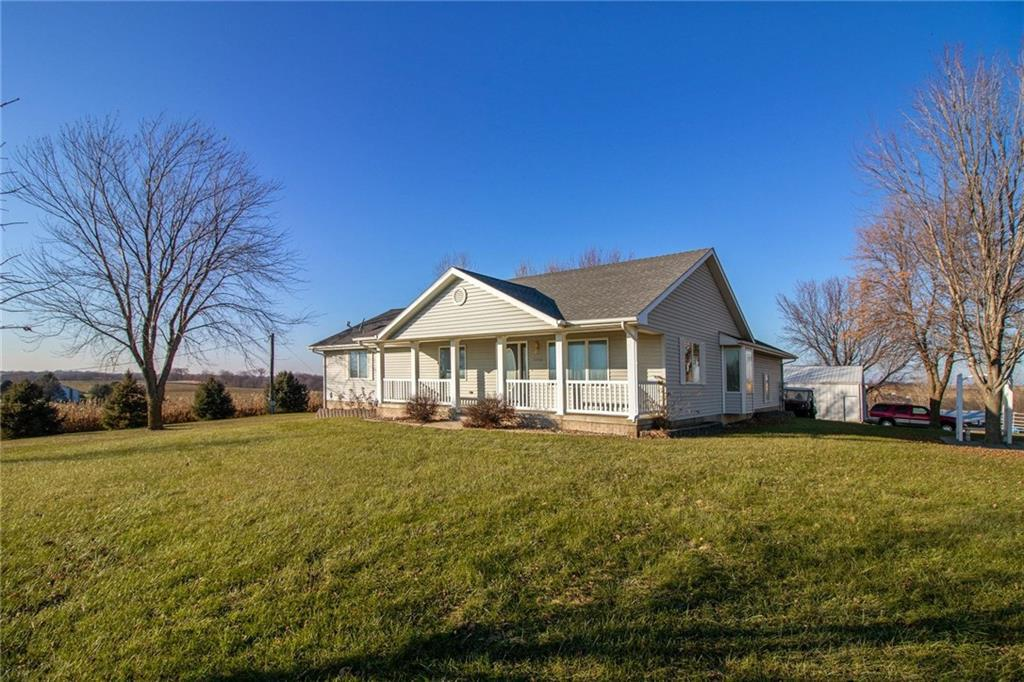 Photo of home for sale at 11310 48th Avenue SE, Runnells IA