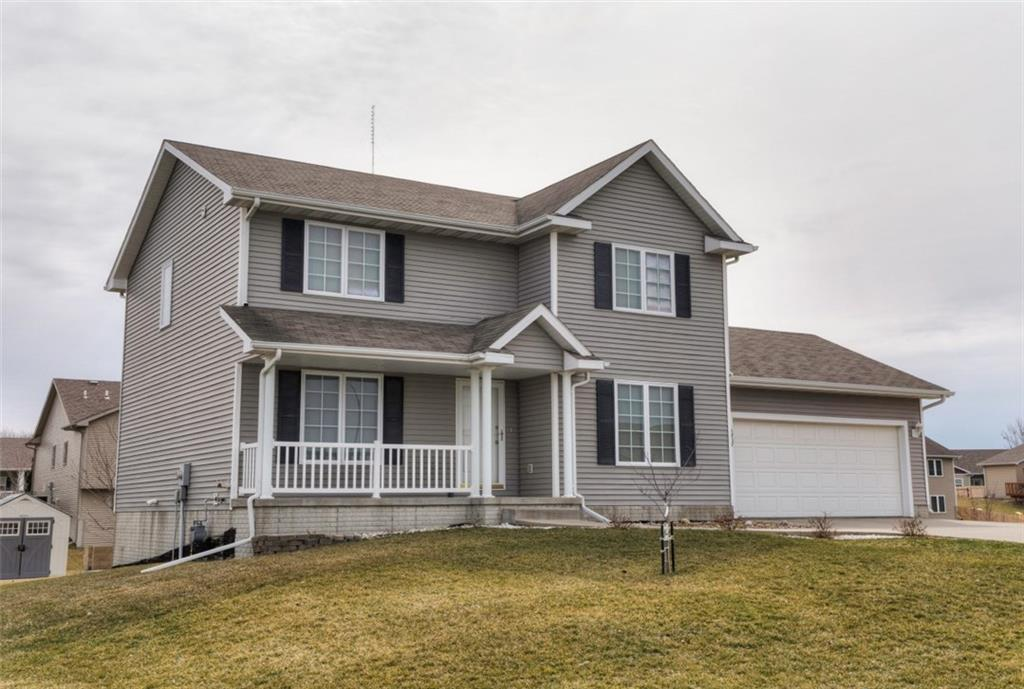 Photo of home for sale at 1707 Dogwood Court SW, Altoona IA