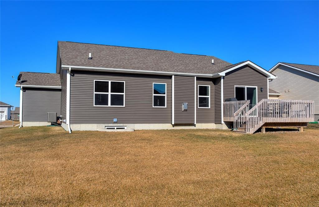 Photo of home for sale at 2109 Abilene Road NW, Ankeny IA