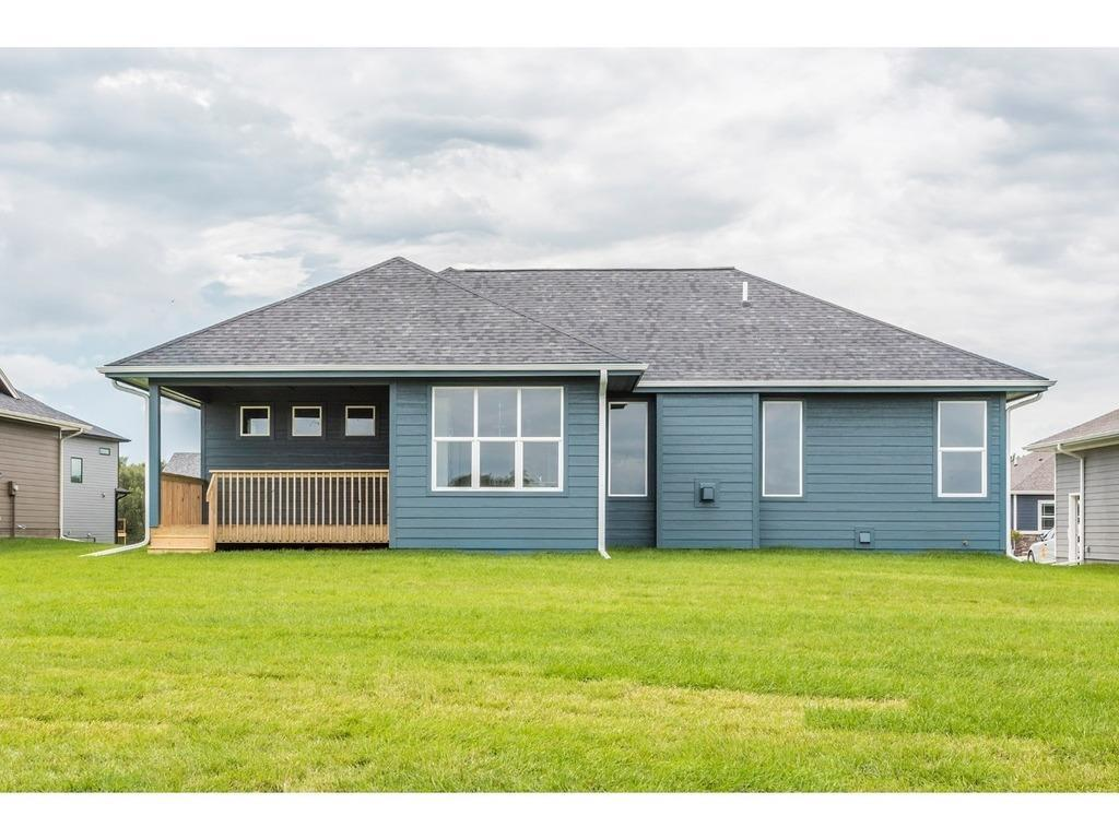 Photo of home for sale at 2108 Serenity Circle, Norwalk IA