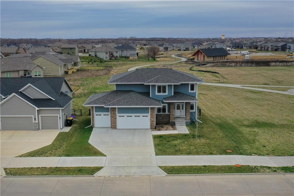 Photo of home for sale at 495 Bowman Drive NE, Waukee IA