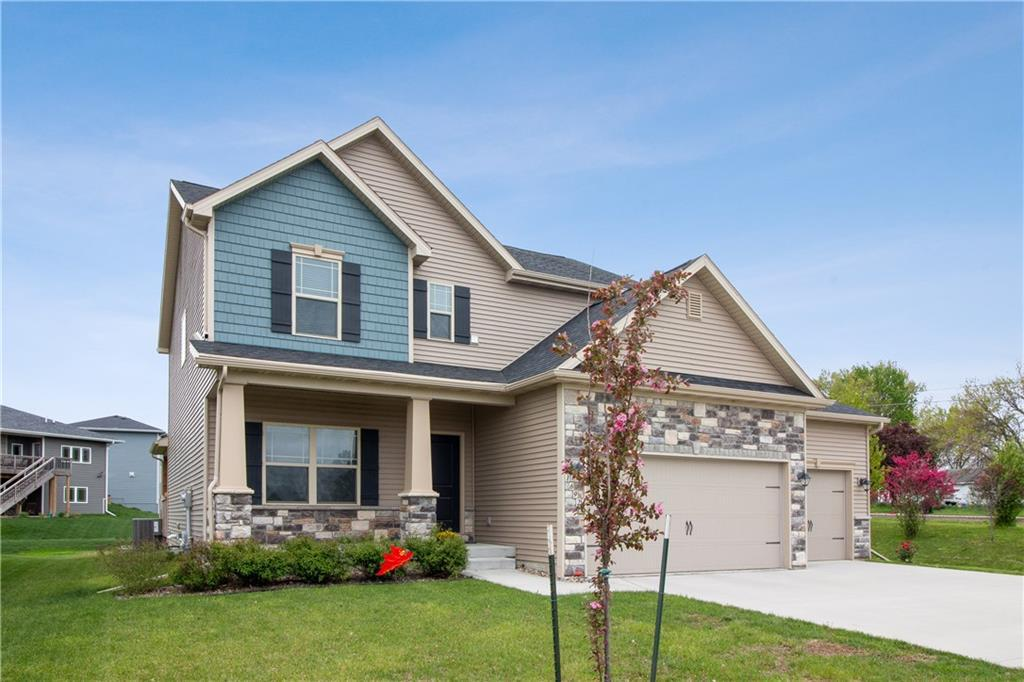 Photo of home for sale at 16924 Prairie Drive, Clive IA
